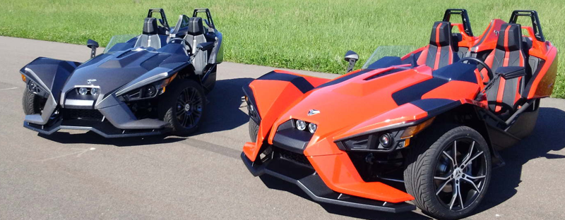 Polaris Slingshot Rental NJ